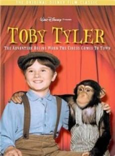 Тоби Тайлер / Toby Tyler (Чарльз Бартон / Charles Barton) [1960, США, Семейные, комедия, DVDRip] AVO Stalk