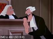 Приключения Икабода и Мистера Тоада / The Adventures of Ichabod and Mr.Toad (1949) DVDRip