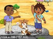 Go, Diego, go: Спасти Сафари  Go, Diego, go!: Safari Rescue(2008)