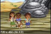 Go, Diego, Go! Diego's Safari Rescue!(2007) DVD5