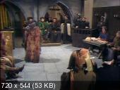 Черная гадюка / The Black Adder 1-4 сезон (1983-1989) DVDRip