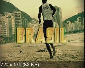 Tom Boxer feat. Anca Parghel & Fly Project - Brasil [2008 г., Dance, DVD-VOB]