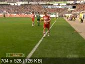 Чемпионат Германии 2008-09 / 26-й тур / Вольфсбург - Бавария / НТВ+ / SATRip