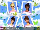 Скачать игру Барби Модельер Barbie Cool Looks Fashion Designer